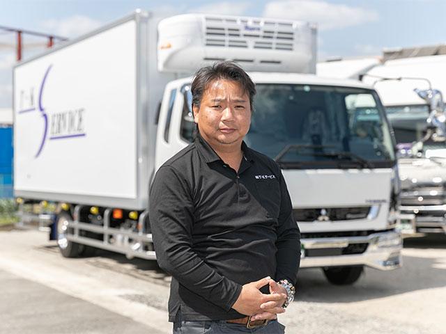 株式会社T・Kサービス 代表 黒木太二